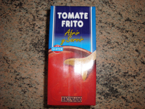 Tomate frito, mi sfami ma ti odio!