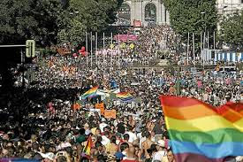 madrid orgulla Gay 1